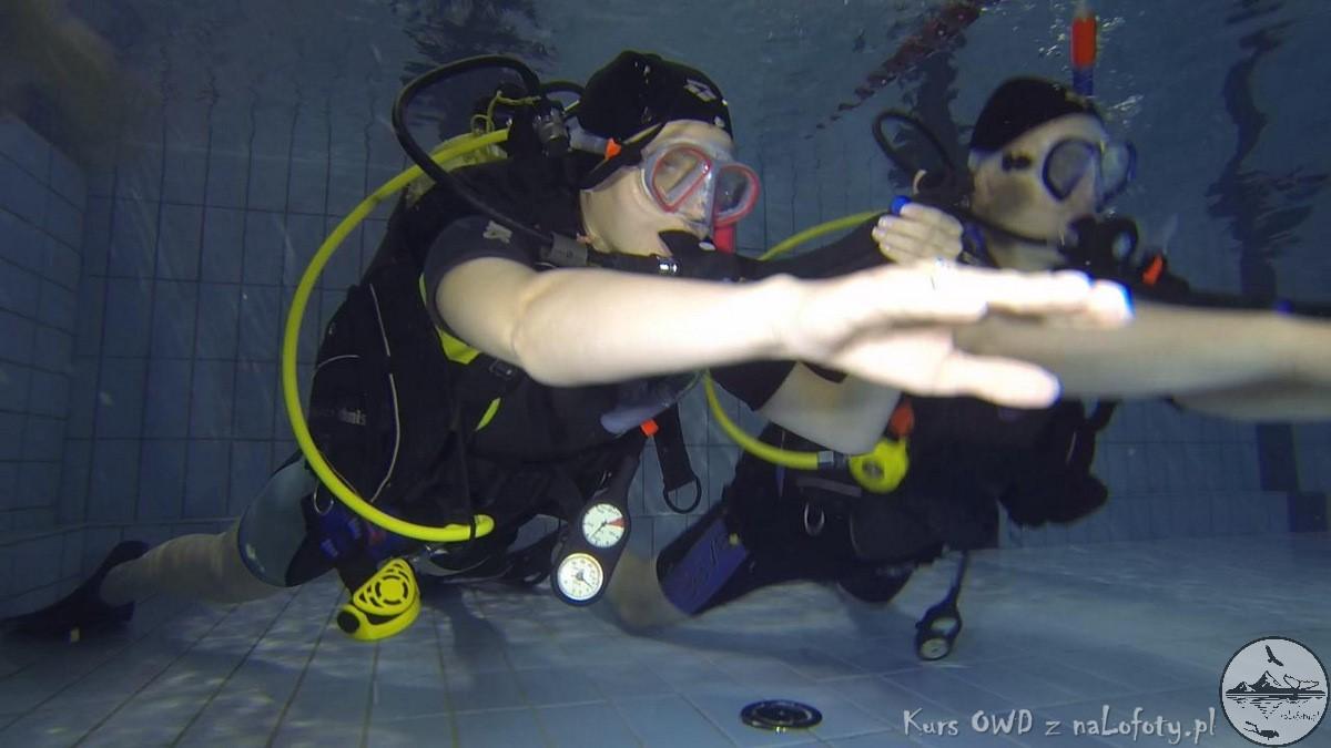 Kurs Open Water Diver nurkowanie nalofoty.pl